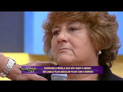 Mulher Chora Ao Ouvir Que Filha Vai Sair De Casa  'esquece Que Tem Mãe' - Você Na TV 24/09/2014