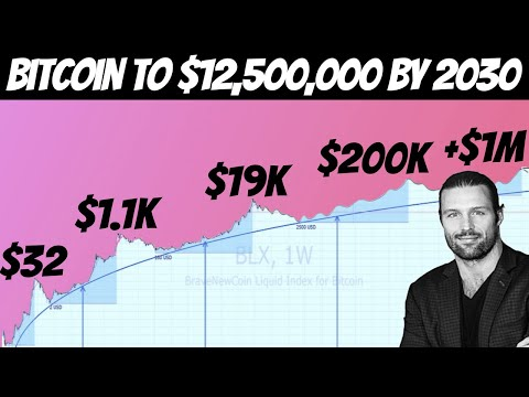 Do NOT be Fooled   Bitcoin Will Make a lot of People Rich   $12.5 Million in a Decade!