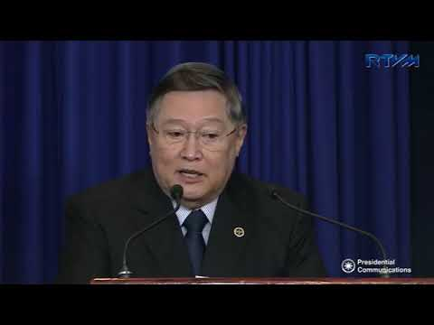 Malacanang Press Briefing on the key provisions of RA 10963