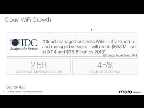Why Cloud Managed is the Future of WiFi (Teaser)