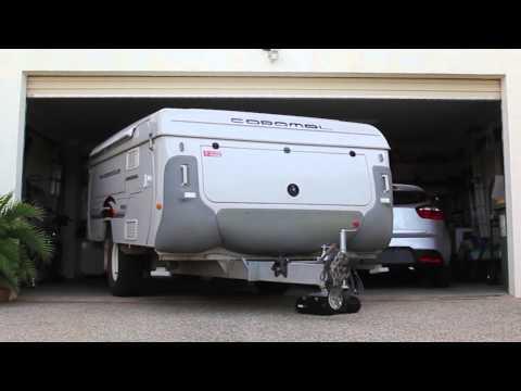 camper trolley ct2500 tam tandem axle mover doovi. Black Bedroom Furniture Sets. Home Design Ideas