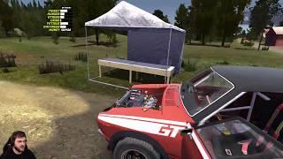Kolejne próby wygrania rajdu - My Summer Car / 02.08.2019 (#3)