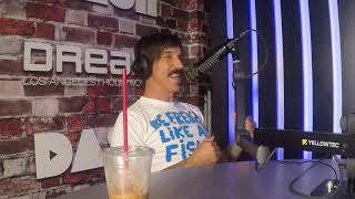 Scott Lipps interviews Anthony Kiedis of the Red Hot Chili Peppers - Lipps Service, Dash Radio Show