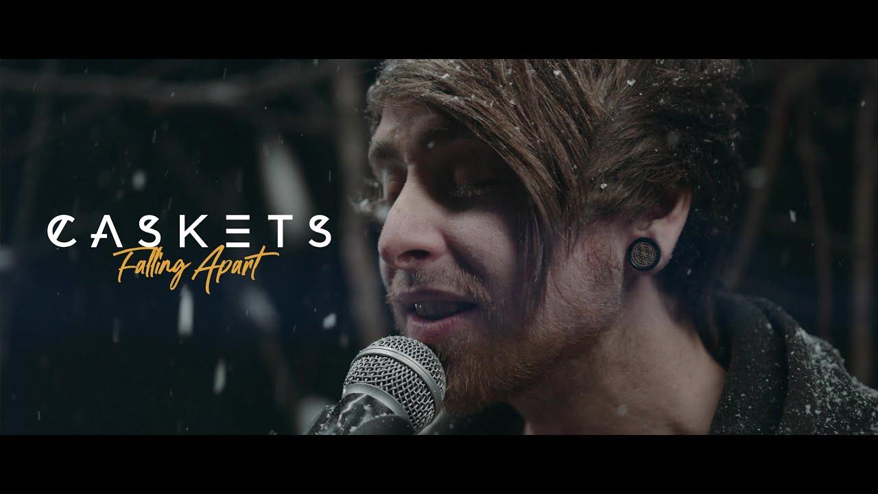 Download CASKETS - Falling Apart (OFFICIAL MUSIC VIDEO)