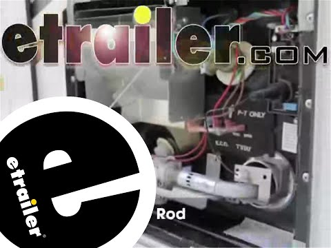 Etrailer | Camco RV Water Heater Anode Rod Manufacturer Review