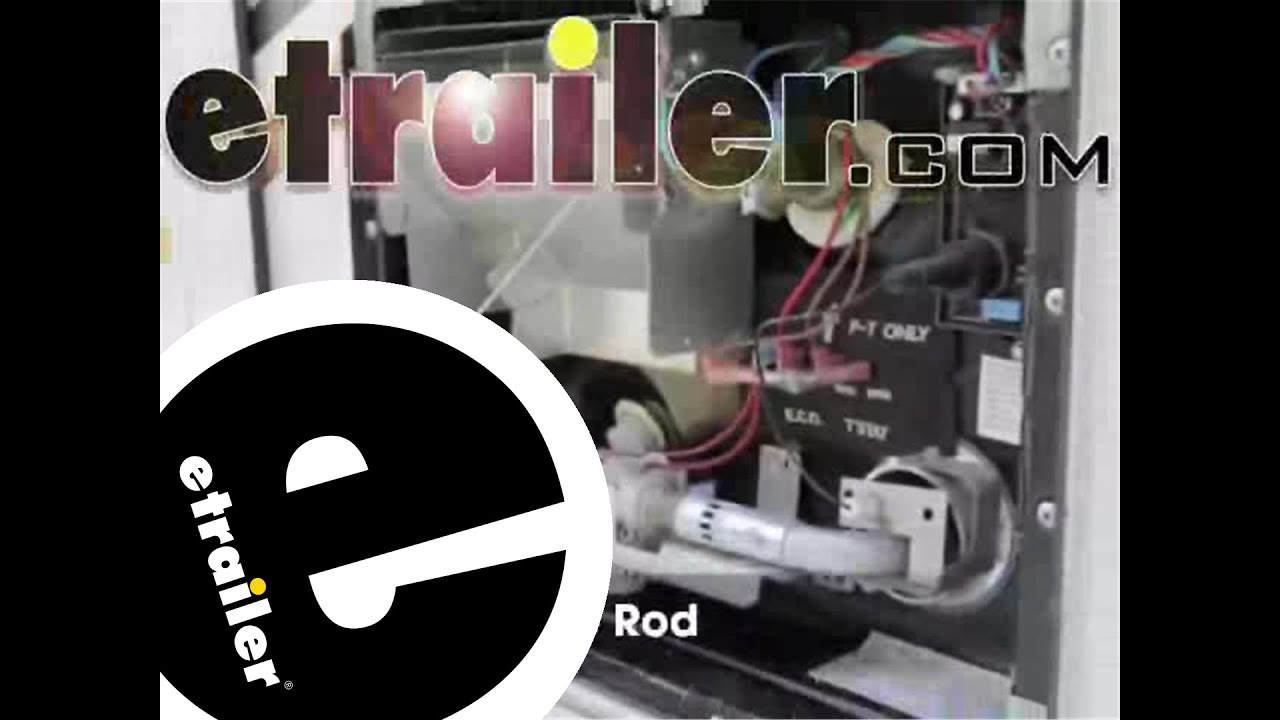 Etrailer Camco Rv Water Heater Anode Rod Manufacturer Review Youtube