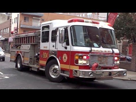 PFD Engine 20 & Medic 1 Responding