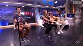 "Mario Casas and Clara Lago 3 - Interview in spanish ""Anthill"" show(sa prevodom)"