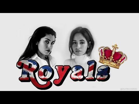 Royals - Fanfic Camren Trailer