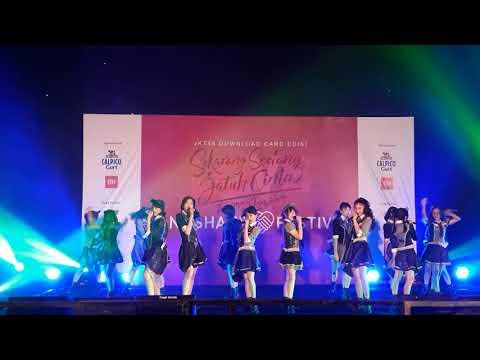 JKT48 Team KIII - Tsuyoki Mono Yo [ Mini Concert] @ HS Tadaima Renaichuu