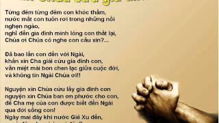 Xin chúa cứu gia đình con-Hưng Huỳnh