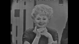 PASSWORD 1965-01-07 Lucille Ball & Gary Morton