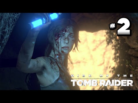 Rise Of The Tomb Raider Walkthrough Part 2 · The Prophet's Tomb | Xbox One | PS4 | PC