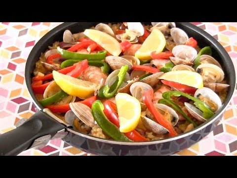 C mo hacer paella japonesa how to make japanese paella youtube - Como cocinar paella ...