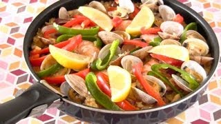 Cómo Hacer Paella Japonesa (How to Make Japanese Paella) フライパン パエリア レシピ