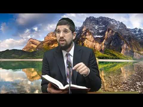 """הרב אליהו עמר שליט""""א - חידוש מהזוהר - מה עושים דיבורים בשבת?"""