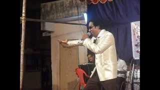 RAJESH KHANNA DANCE AND SINGING PERFORMANCE FROM SURESH KUMAR OF STAR MANORANJAN ORCHESTRA