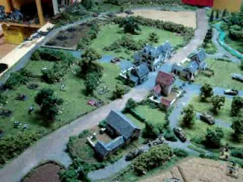Flames Of War Game