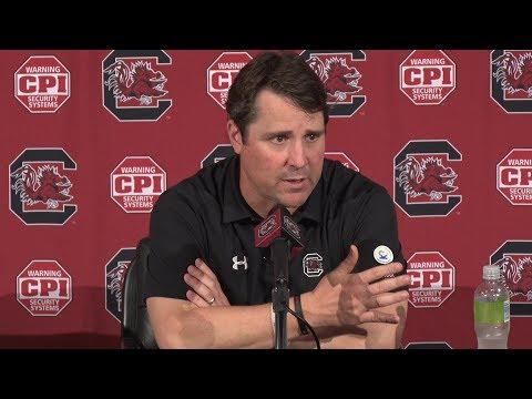 POST-GAME: Will Muschamp on Louisiana Tech — 9/23/17