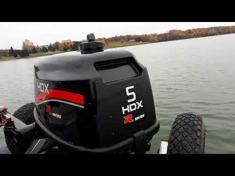 Аква2800 и HDX 5л.с.
