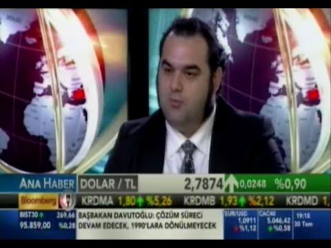 ALB Forex Araştırma Uzmanı Enver Erkan DOLAR/TL Değerlendirmesi - Bloomberg HT