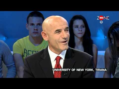 Zone e lire - University of New York, Tirana (13 shtator 2013)