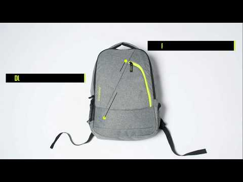 Outshiny Jazz Backpack 2017