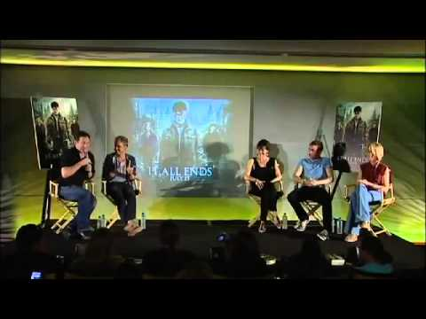 Harry Potter and the Deathly Hallows: Cast Interview