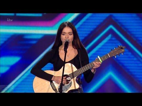 The X Factor UK 2016 6 Chair Challenge Emily Middlemas Full Clip S13E09