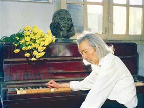 Văn Cao, Suối Mơ - Professor Hoàng Bửu Classical Guitar Trémolo- davincivo performed