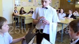 Бінарні уроки з української та англійської мов пройшли у декількох класах Лиманської школи