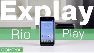 видео Телефон Explay Rio Play: характеристики, стоимость и отзывы