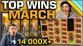 Top Slot Wins of March 2019