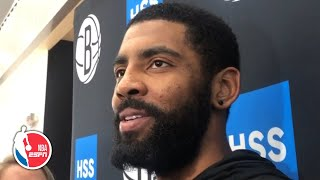 Kyrie Irving responds to backlash over his Nets criticism | NBA on ESPN