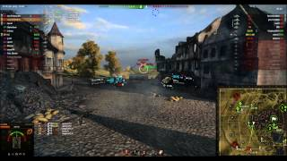 World of tanks - Churchill III, 2151 dmg. (HUN)