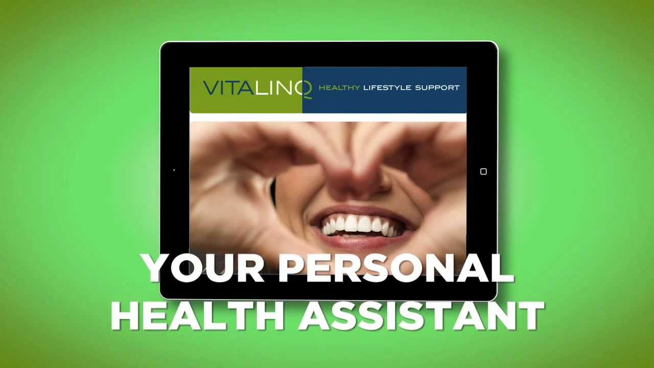 VitalinQ Healthy Lifestyle Support | The Personal Health Assistant