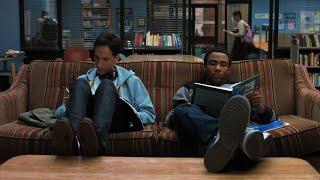 Трой и Эбед читают рэп. Сообщество. Реклама на Парамаунт камеди