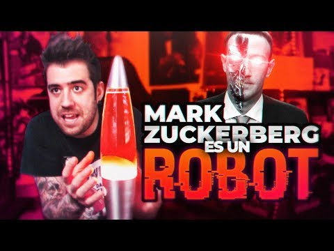 MARK ZUCKERBERG ES UN ROBOT