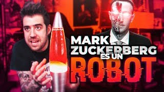 MARK ZUCKERBERG ES UN ROBOT
