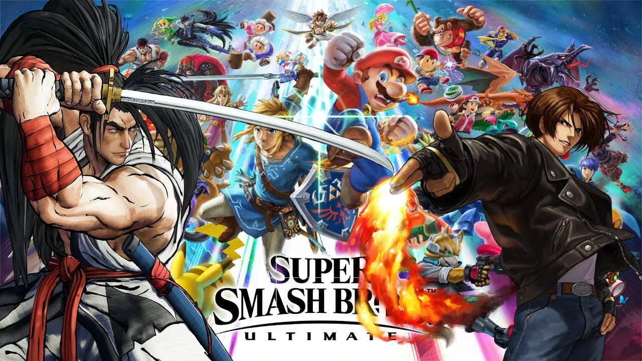Next 'Smash Ultimate' DLC Character Could Come from an SNK Game