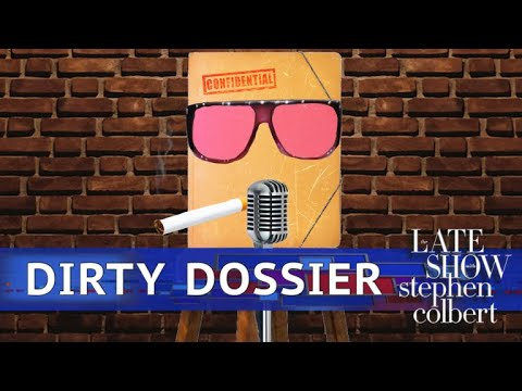The Dirty Dossier Gets Salacious