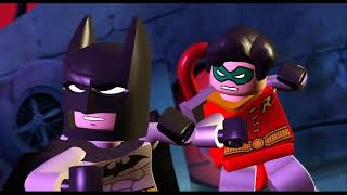 LEGO Batman: The Video Game Walkthrough - Episode 1-2 The Riddler