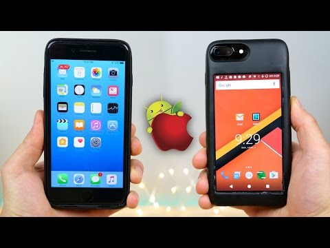 Thumbnail: The Android iPhone Case Is Brilliant!