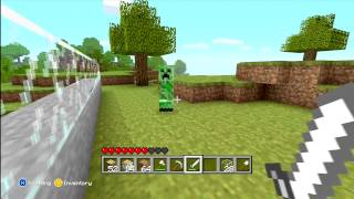 Minecraft Xbox 360 Edition | Part 2 | Getting My Shit Back