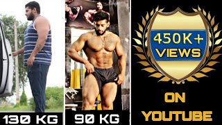 Fat to Fit - Sachin Rajput | 3 Months Epic Transformation