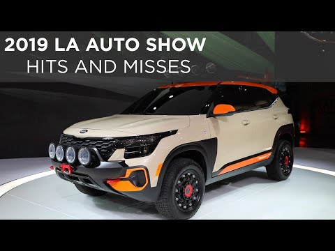 Hits and Misses | 2019 LA Auto Show | Driving.ca