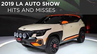 Hits and Misses   2019 LA Auto Show   Driving.ca
