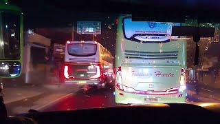 TUNJUKKAN TARINGNYA Lorena lari didepan konvoi Gunung Harta 015