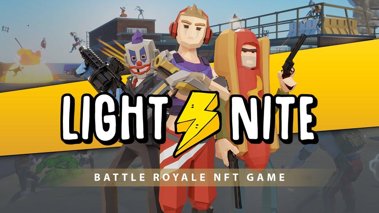 Light ⚡ Nite - LIGHT NITE Trailer 2021