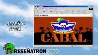 Reseñatron2000: Cabal